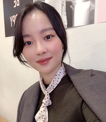 Anna Choi smiling