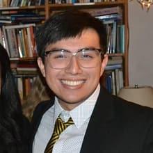 Jose Armando Fernandez Guerrero smiling
