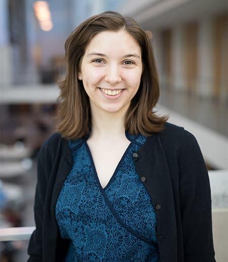 Lauren Levine smiling